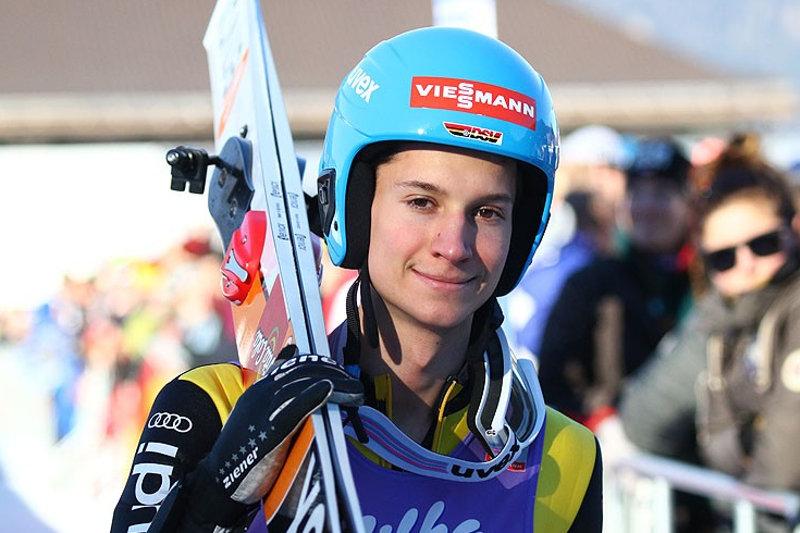 Felix Hoffmann Skispringen