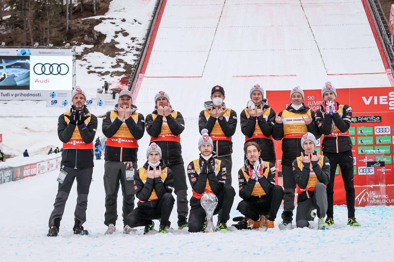 Сборная Норвегии посвящает победу в Кубке наций травмированному Даниэлю-Андре Танде