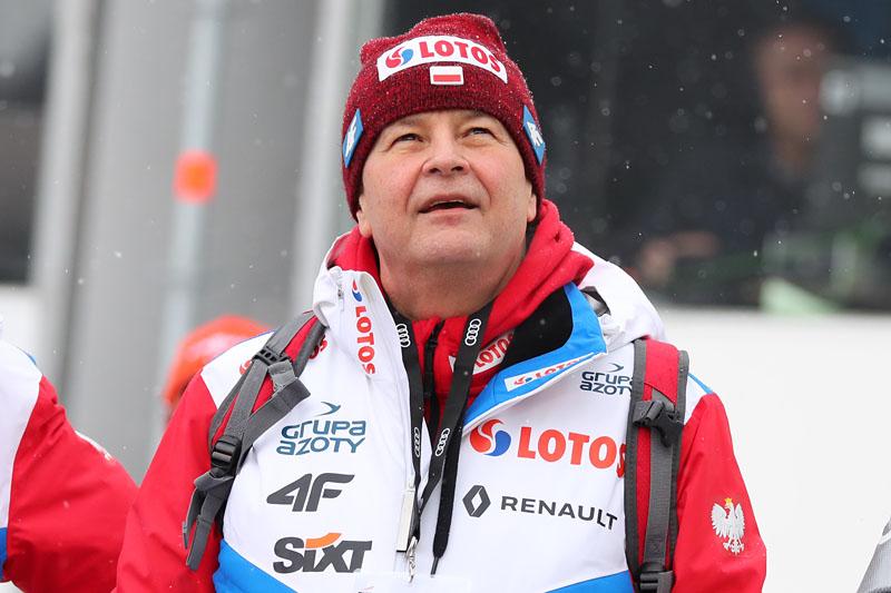 Apoloniusz Tajner: O formę jestem spokojny - Skijumping.pl